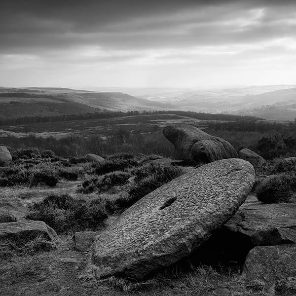 Millstone, Peak District