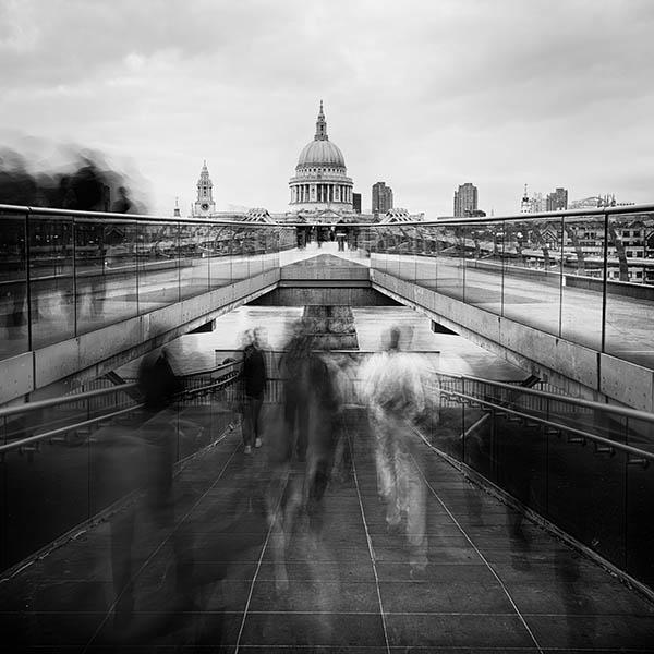 Millennium Bridge, London #4