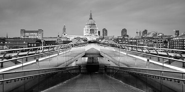 Millennium Bridge, London #3