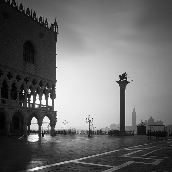 Sunrise at St Mark's Square