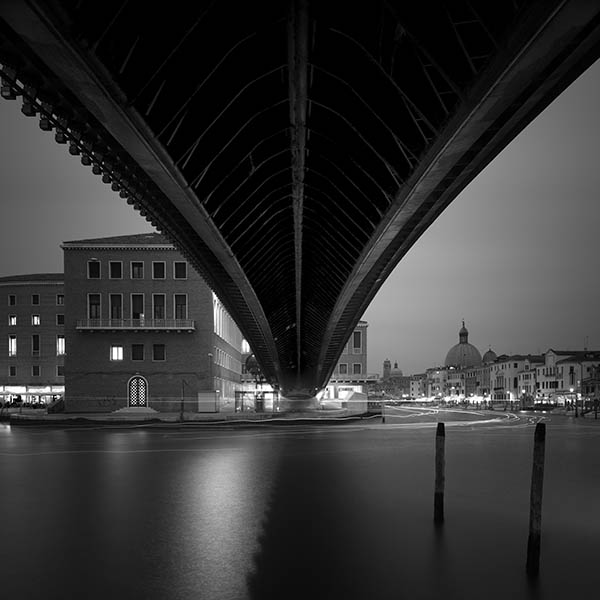 Calatrava Bridge, Venice #2