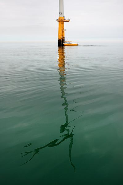 Turbine Reflections