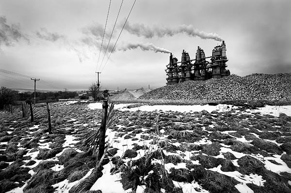 Smoke, Snow and Wires