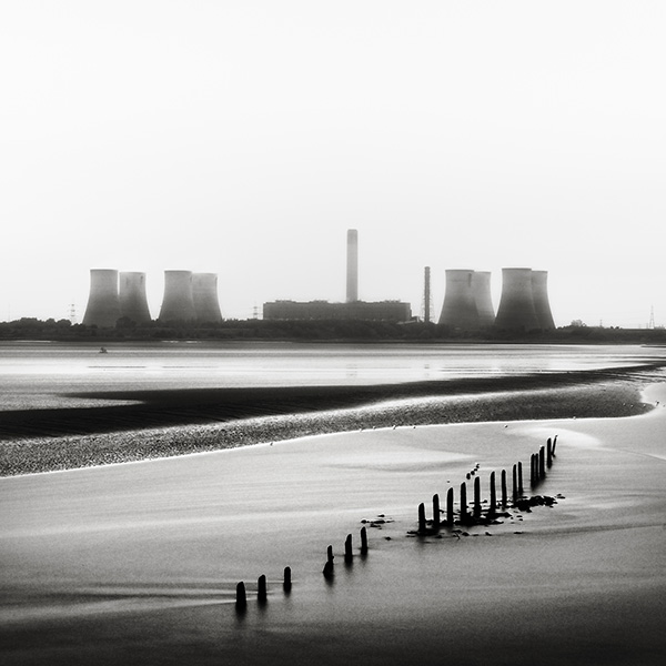 Low Tide at Fiddlers ferry
