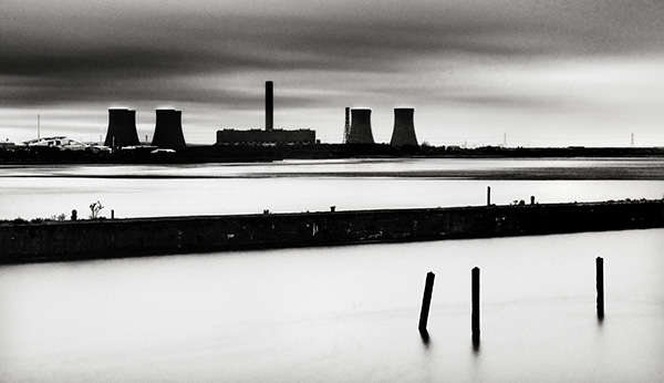 The Power Station and the River.