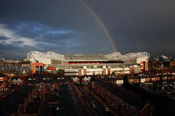 Manchester United Rainbow