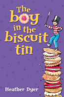 Boy in Biscuit Tin