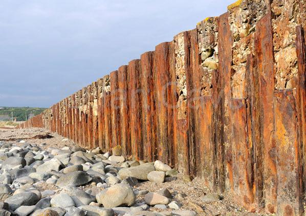 Llandanwg beach, North Wales