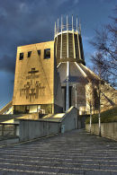 Metropolitan Cathedral Christ the King Liverpool