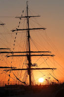 Tall Ships sunset 4