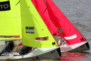 Wilson Trophy West Kirby marine lake 2009
