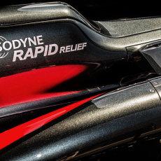 Jensonson Buttons company car.