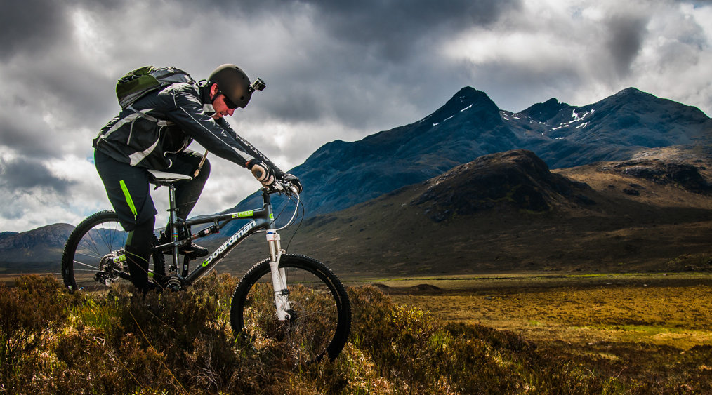 Skye Rider. Runner-up image in Sport category, Army Photographic Competition 2015