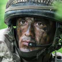 Winning Image at Army Photographic Awards 2017 - Best amateur Portrait
