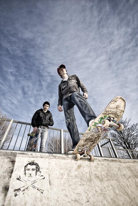 Skateboard Preparations