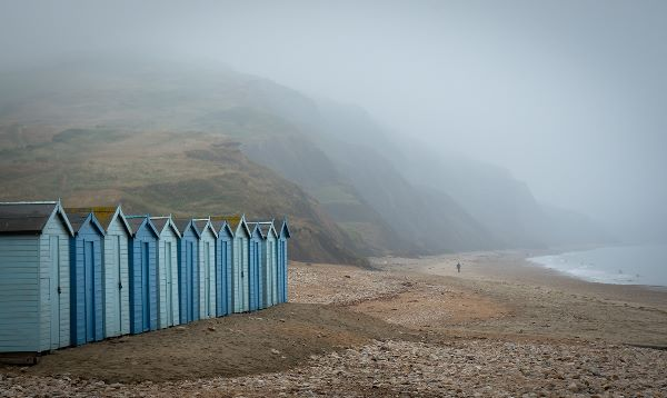 INTO THE MIST, CHARMOUTH