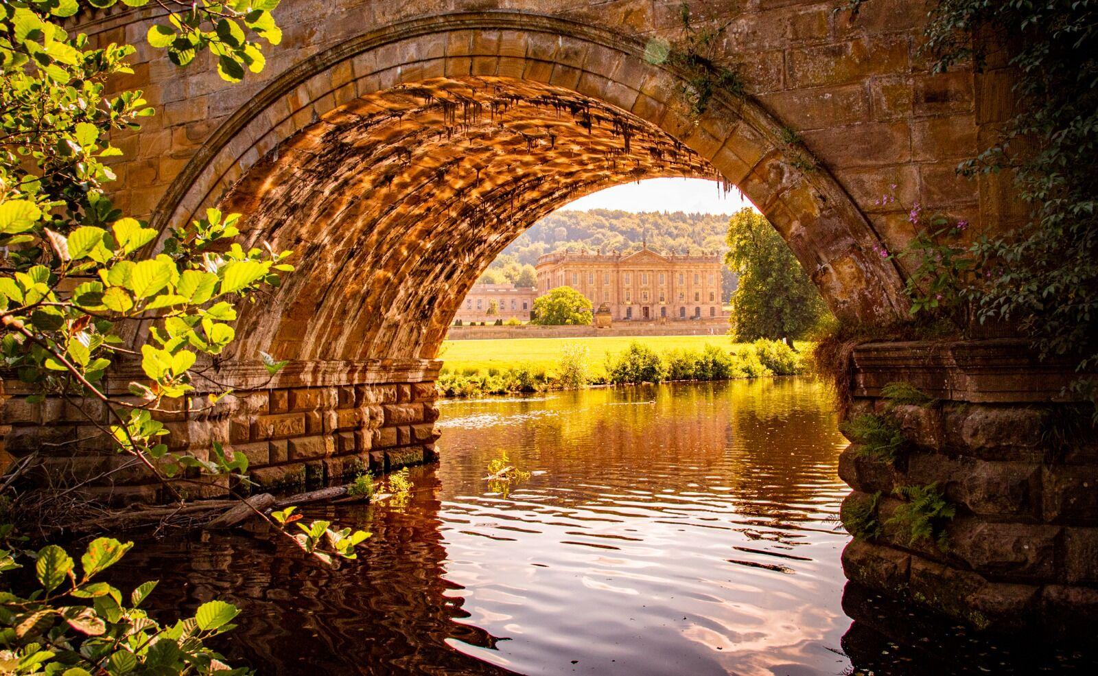 LIKE A BRIDGE OVER DERWENT WATER