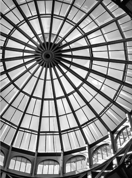 UNDER BUXTON DOME