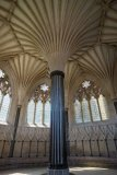 WELLS CATHEDRAL CHAPTER HOUSE