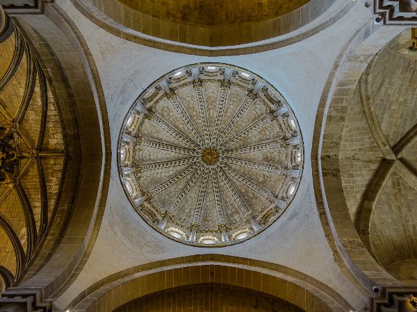 ZAMORA CATHEDRAL SYMMETRY, AD1174
