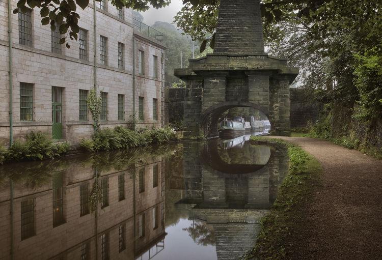 Stoodley Pike in Hebden Bridge