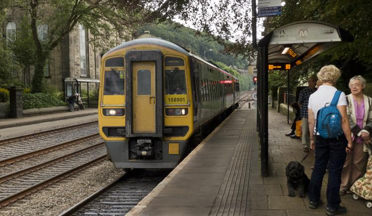 Calder Holmes Park Station