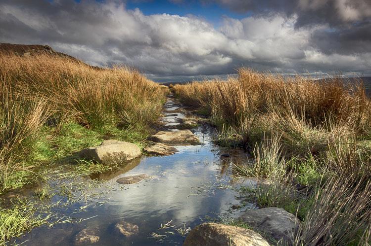 Footpath Calderdale Way