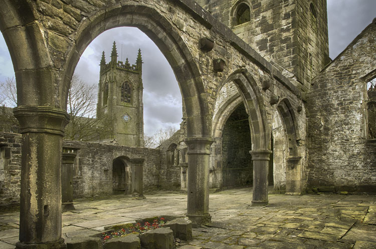 Heptonstall Churches