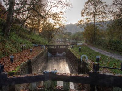 Lock No 12 Rochdale Canal