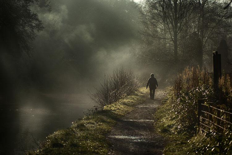 Mist_Rochdale Canal