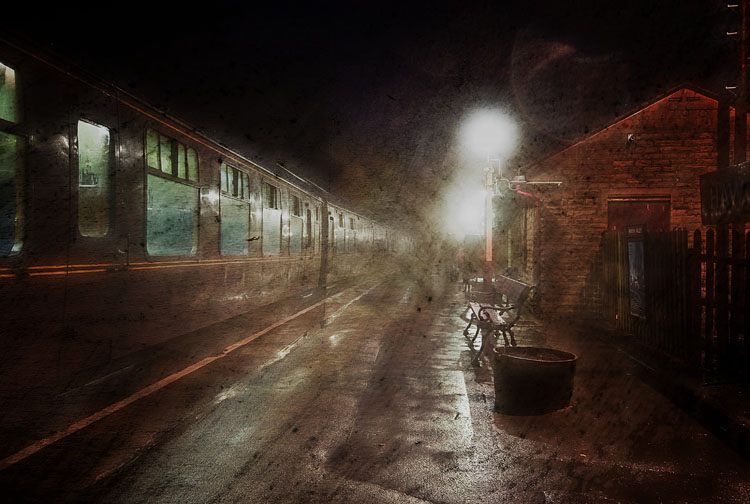 Oxenhope Station