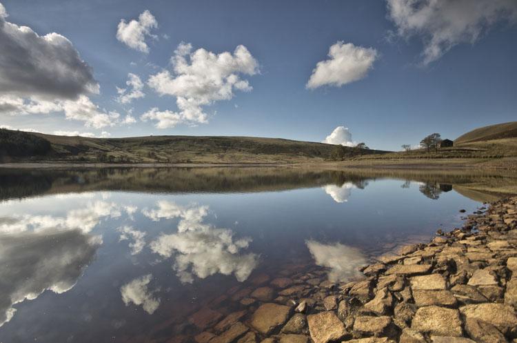 Reflections Widdop Reservoir