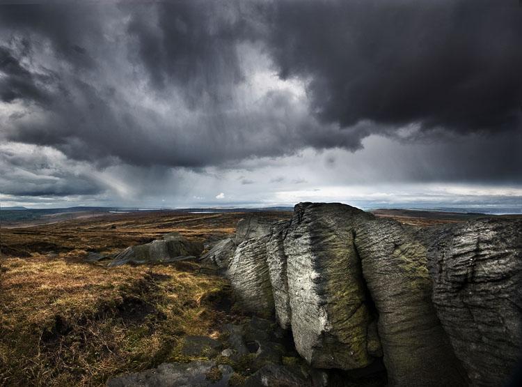 Rocks Blackstone Edge
