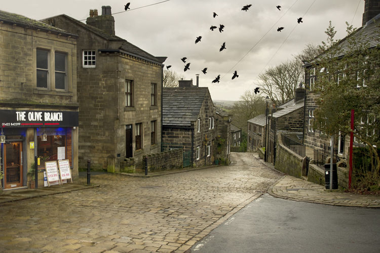 The Olive Branch Heptonstall