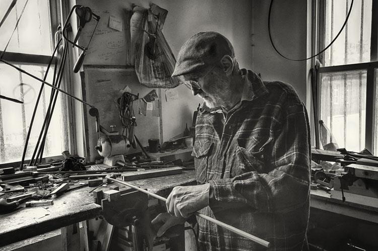 The Violin Bowmaker
