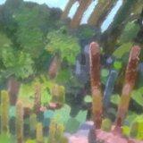 Botanical gardens, Blanes II.