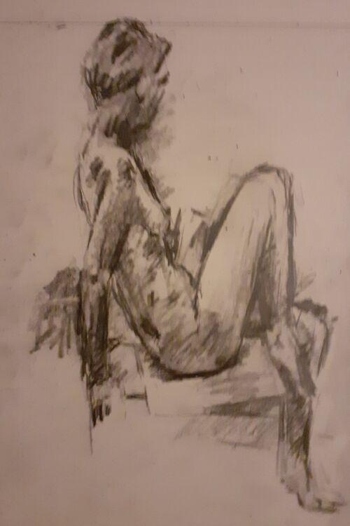 Life Drawing IIII