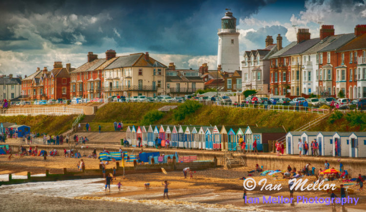 Postcard from Southwold