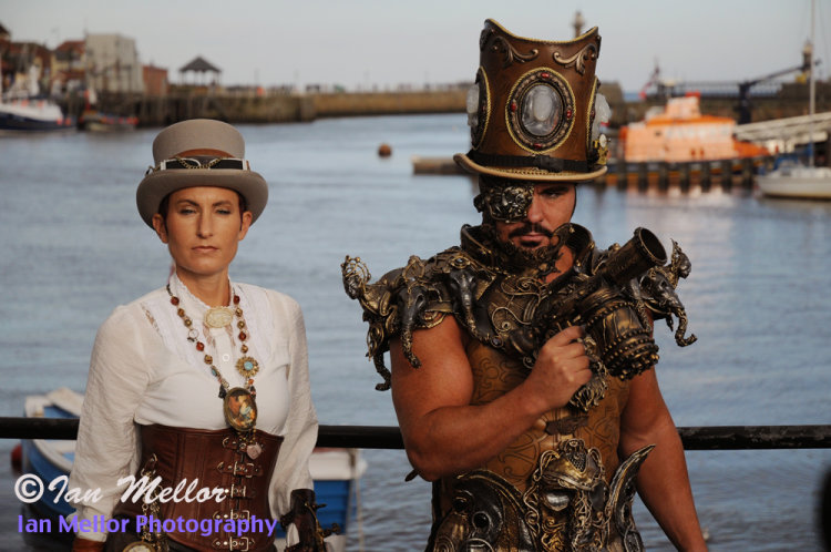 Whitby Steampunks