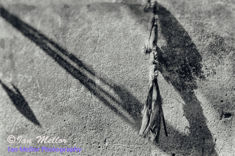 Rope on the Wall
