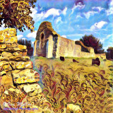 Stanton Abbey Ruins