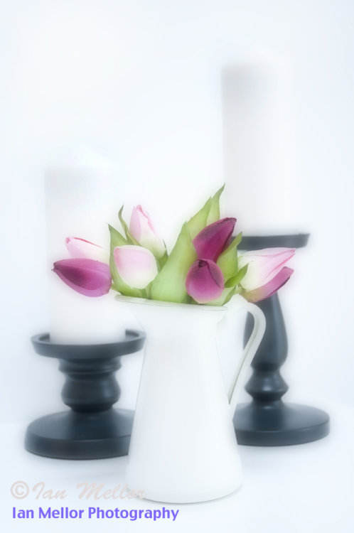 Flowers in Treatment Room