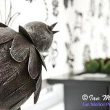 Bird Ornament in Treatment Room