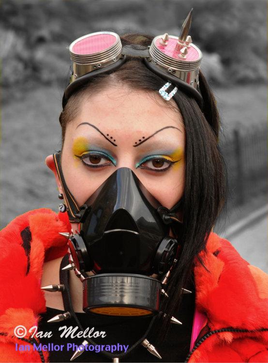 Masked Goth
