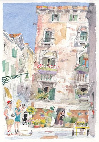Barbaria del Tole, Venice