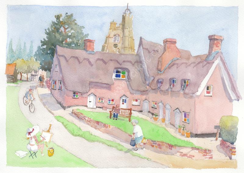 Cavendish Green, Suffolk