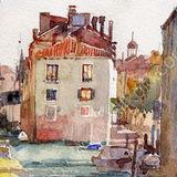 Rio della Panada, Venice - sold