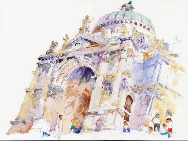 Chiesa di Santa Maria della Salute, Venice