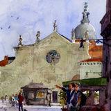 Santa Maria Formosa, Venice -  sold