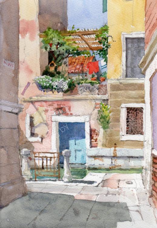 Sunny Corner, Venice